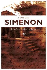 Brief aan mijn rechter Georges Simenon